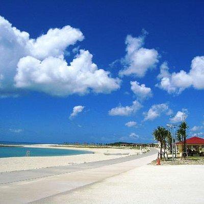 Beautiful Beach in Itoman