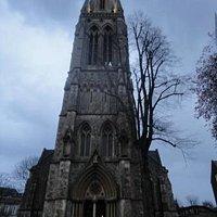 St Mary's Stoke Newington