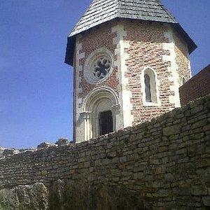 Medvedgrad, chapel of St.Filip and Jakov