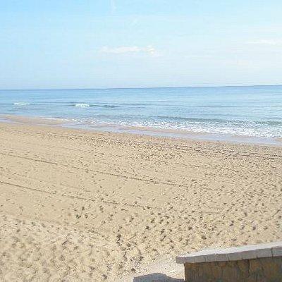 Playa de Piles.