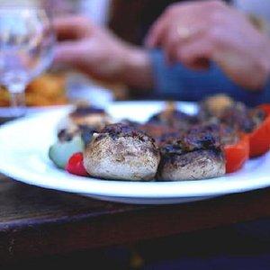 A Taste of Nice Food Tours - Les Petits Farcies
