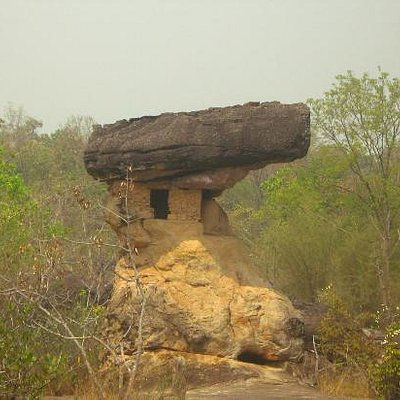 Famous rock formation