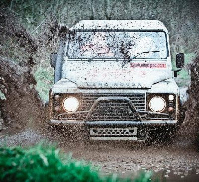 Off Road Driving, Adrenaline fuelled activity in Ireland at Todds Leap, Ballygawley