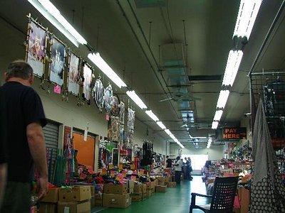 Waren Flea market