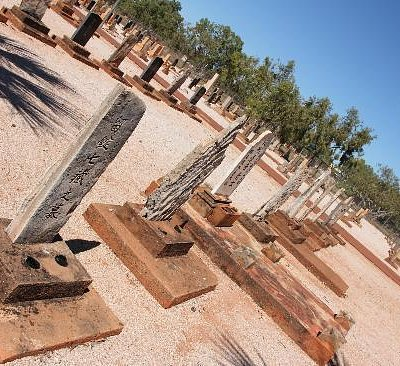 Broome pearling history