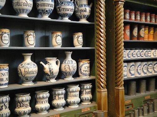 Medizinhistorisches Museum, Zurique.
