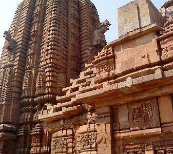 Brahmeswar  main  temple