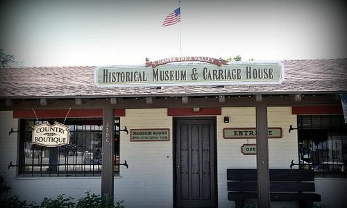 Santa Ynez Valley Historical Museum and Carriage House