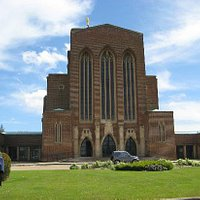 West Entrance, Guildford Cathedral