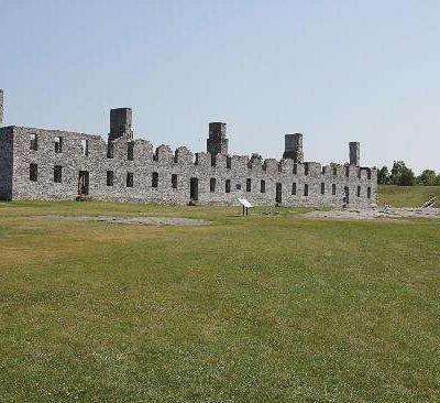 British fort