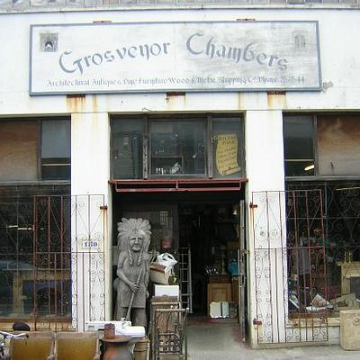 Plymouth UK Reclamation and Antique Fireplaces -Grosvenor Chambers