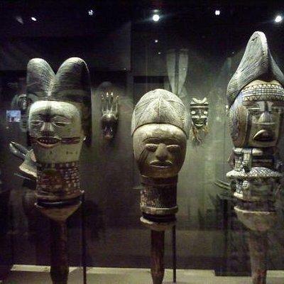 collection d'Afrique