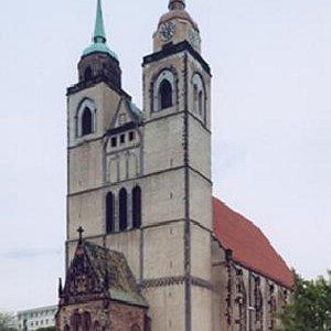 Aussichtsplattform auf dem Südturm