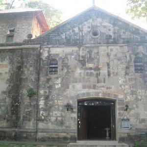 old church inside