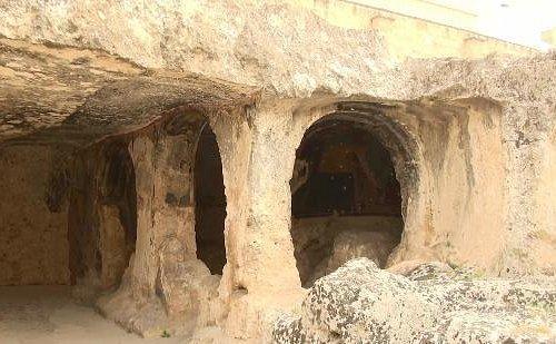 Cripta bizantina di S.Leonardo