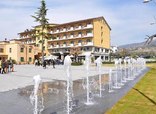 L'Hotel Fontana Olente Terme Pompeo