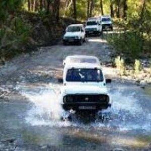 Jeep Safari Taurus Mountains
