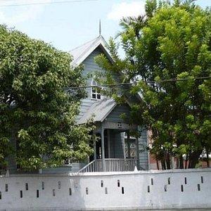 Museo Afro Antillano de Panam�