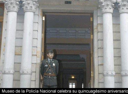 Museo Historico de la Policia (Police History Museum)