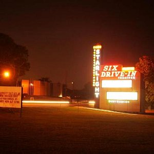 Starlight Six Drive-in Theater