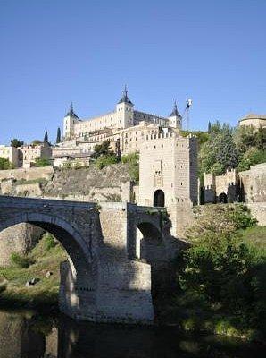 Pont Alcantara et Alcazar