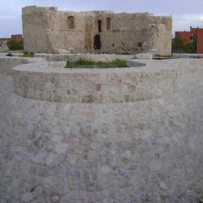 Castillo de la Alameda, Madrid.