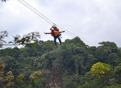 Canopy Deluxe, Rincon de la Vieja Volcano