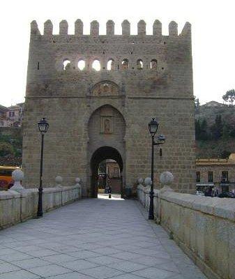 Puente de San Martín, Toledo.