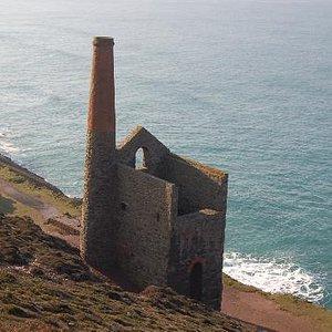 The Towanroath pumping engine house