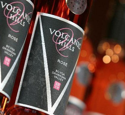 Award winning Rose wine