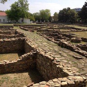 Раскопки кварталов Горгиппии II-III вв. н.э.