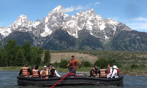 Scenic Float Trips entirely in Grand Teton National Park