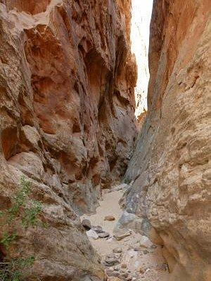 Headquarter Canyon Slot