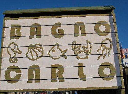 Benvenuti al Bagno Carlo