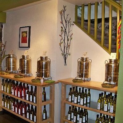 The Oil & Vinegar Cellar, Leavenworth