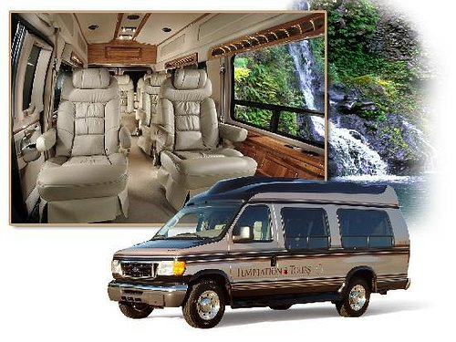 Limo-Van Luxury for every Guest, on every tour.