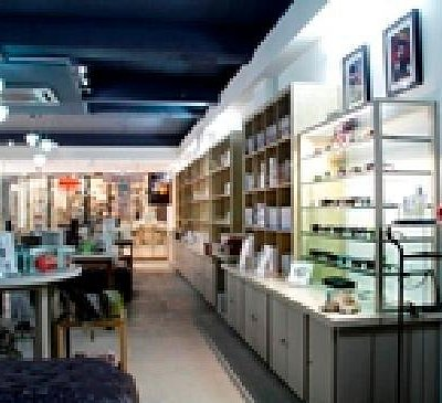 The Pure Source store
