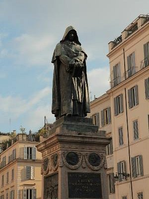 Statue of Giordano Bruno(3)