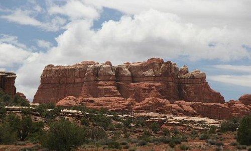 SeeMyTripList-Canyonlands Needles Elephant Hill