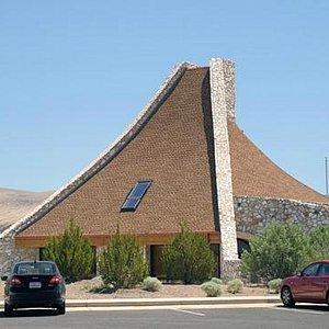 Pyramid Lake Museum & Visitors Center, Nixon, Nevada