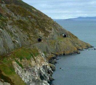 Cliff Walk Train Tunnels