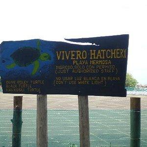 Hatchery Signage