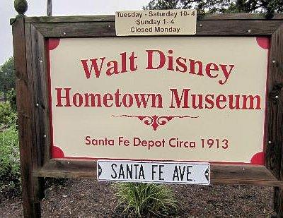 Disney Hometown Museum