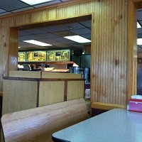 Inside view of Jay's.