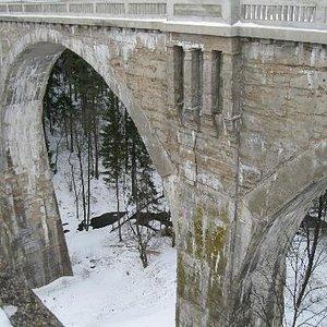 Stańczyki Viaducts