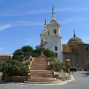 Santuario Virgen de la Fuensanta (Park El Valle)