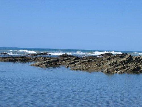 Low Tide Near Playa Hermosa