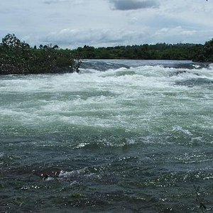 falls on the Nile