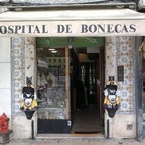 Hospital for Dolls