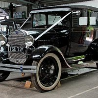 1929 Model A Ford
